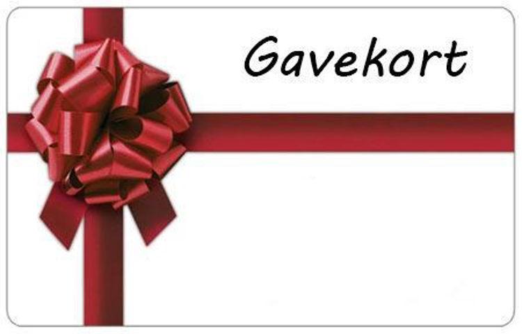 Billede af Gavekort